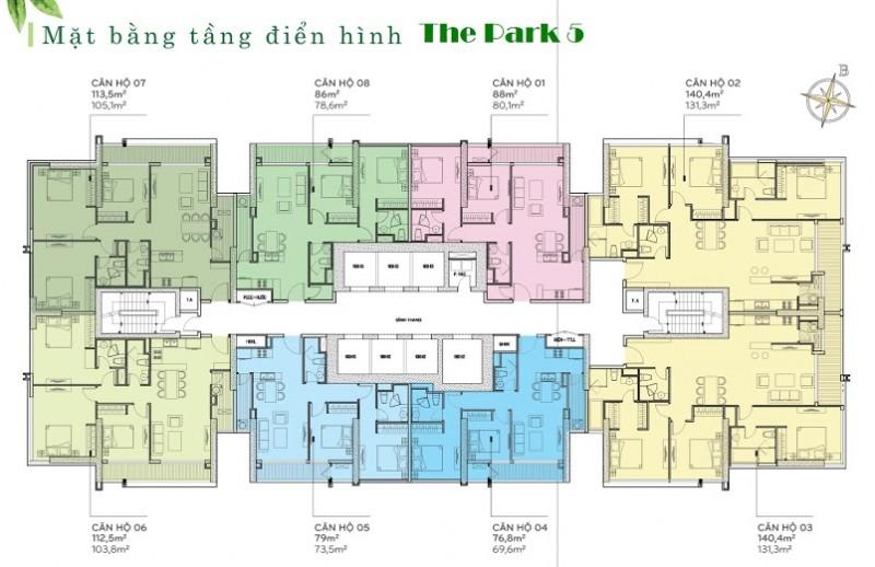 mat-bang-park-5-vinhomes-central-park