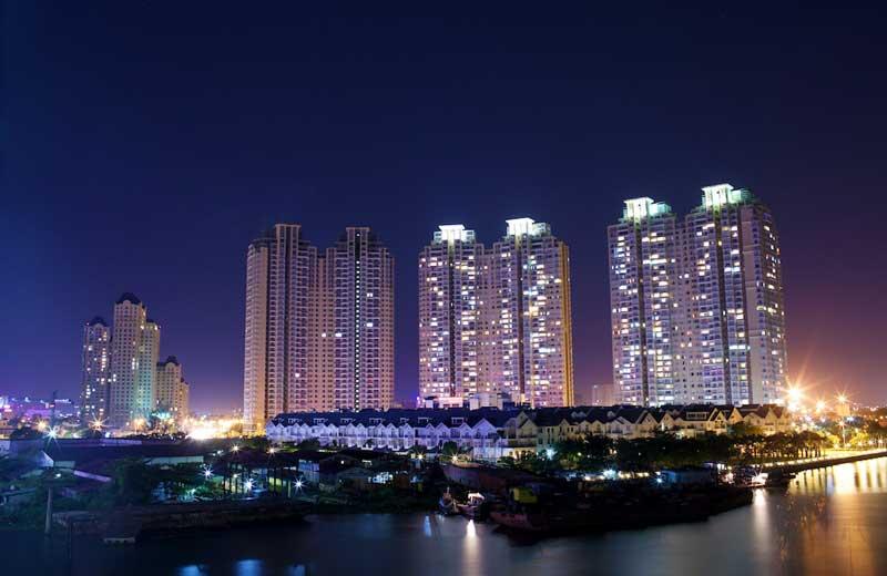 dự án căn hộ vincity quận 9 là tòa tháp căn hộ chung cục trong dự án khu đô thị Saigon