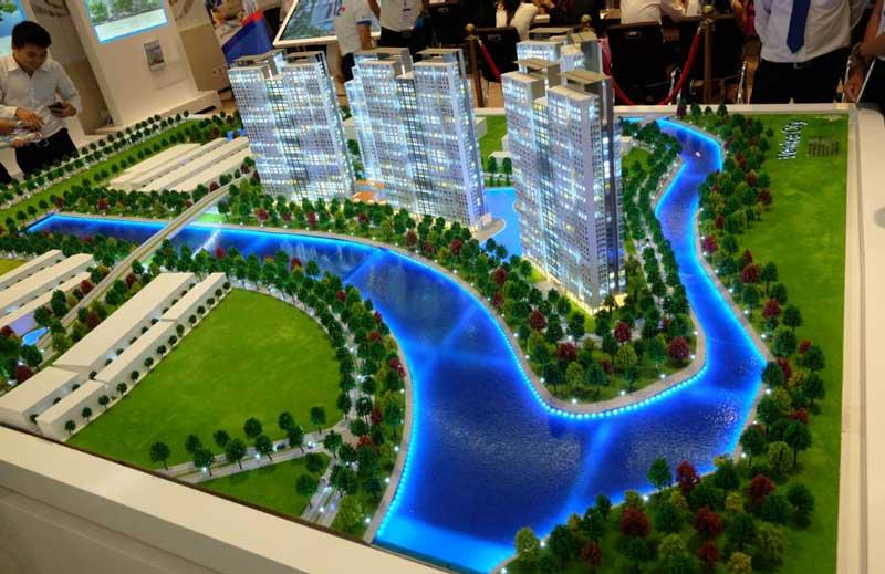dự án chung cư gem riverside đất xanh