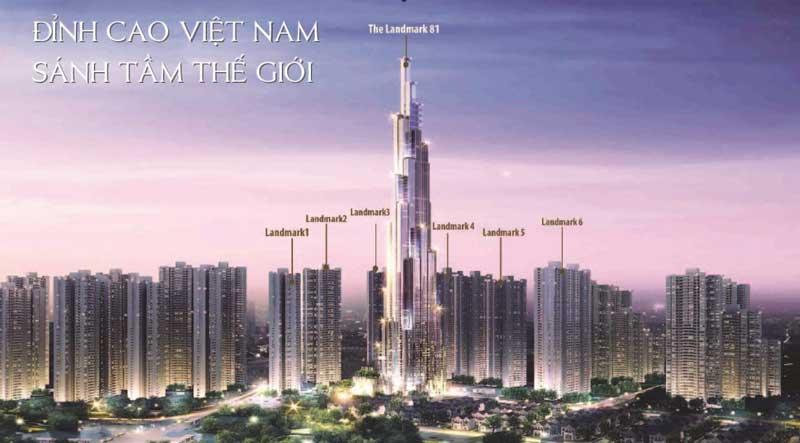 landmark 81 tầng
