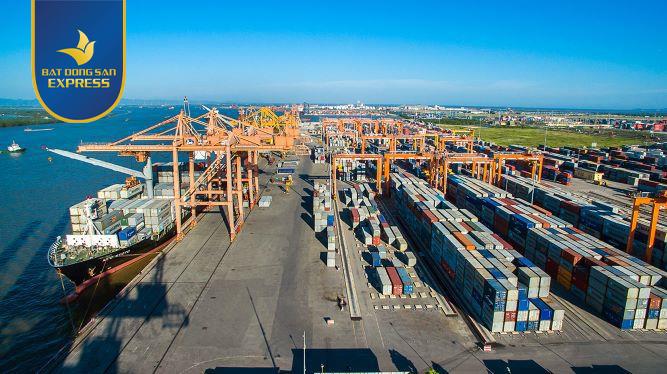 Quy hoạch giao thông đường thủy Hải Phòng