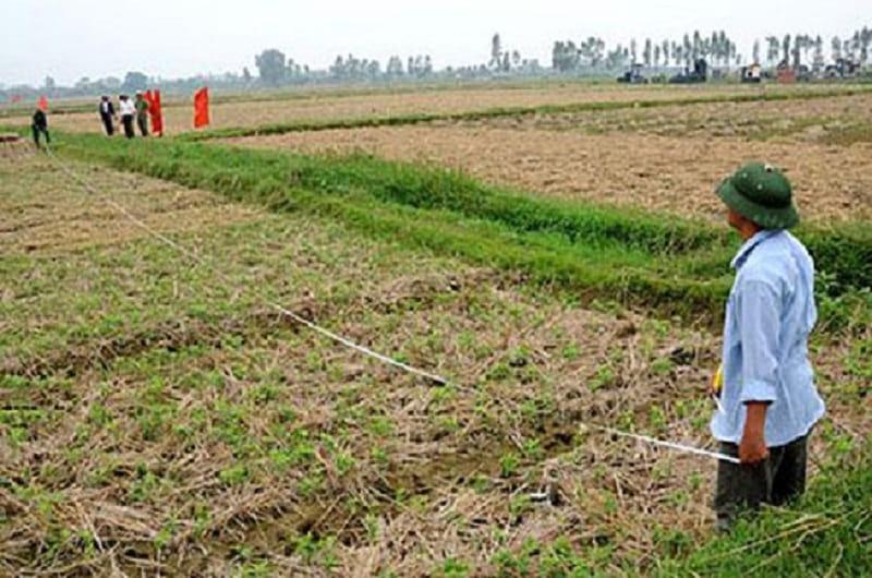 Các chính sách của Nhà nước đề ra khi thu hồi đất nông nghiệp