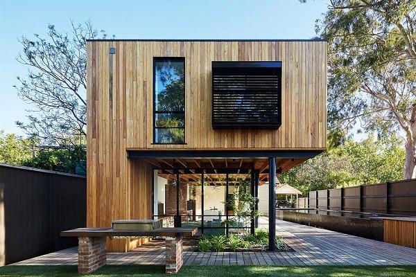 Các loại gỗ thường được sử dụng làm nhà