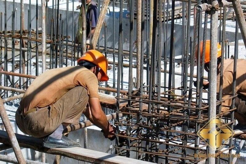Cách tính nhân công đối với biệt thự 1 tầng