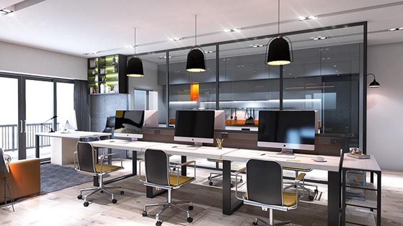 Căn hộ Officetel tiêu chuẩn