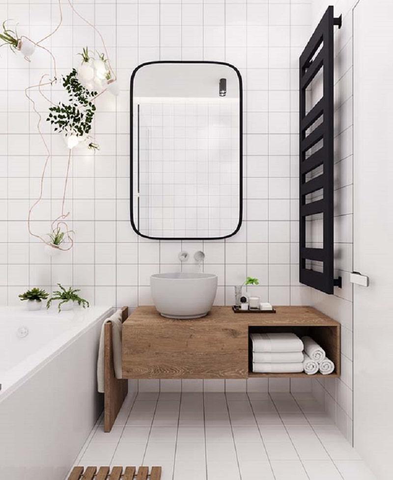 Căn phòng tắm hiện đại