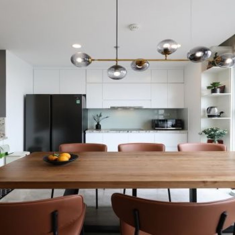 Chiếc bếp xinh xắn cho ngôi nhà của bạn