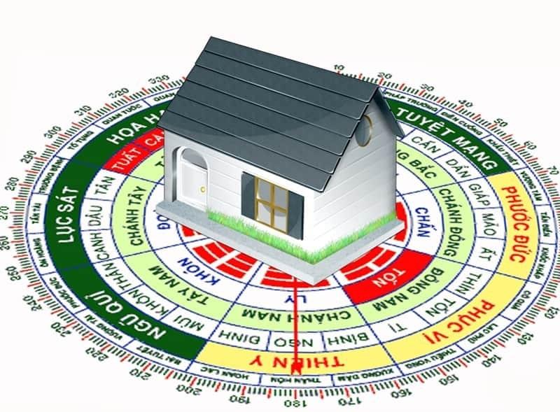 Chọn hướng hợp lý cho tầng chung cư