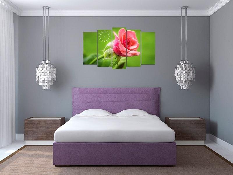 Chọn tranh phù hợp nội thất căn phòng