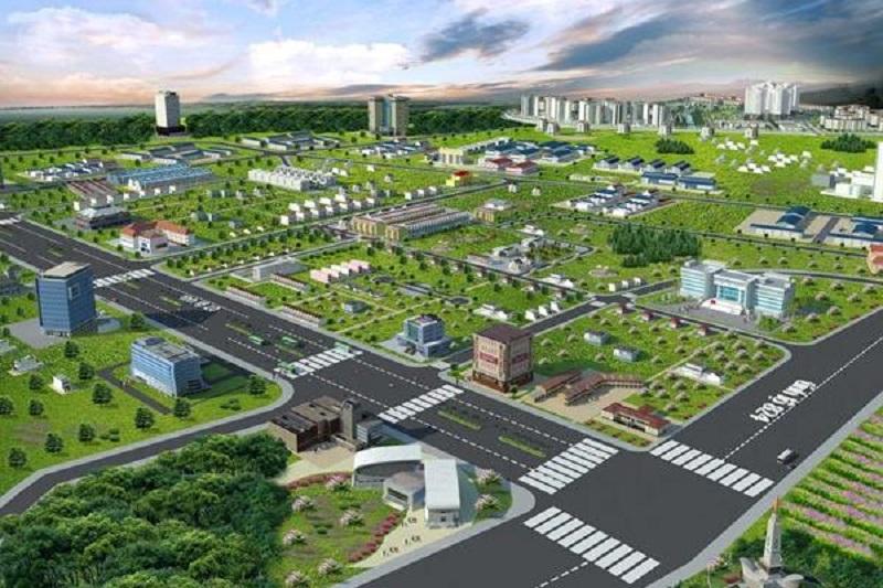 Đất dự án tại các khu dân cư