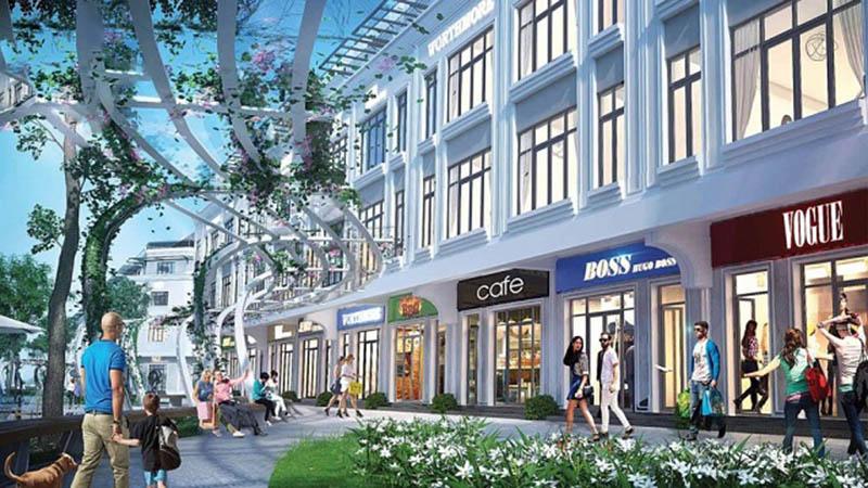 Đầu tư vào nhà phố thương mại đang là xu thế hiện nay
