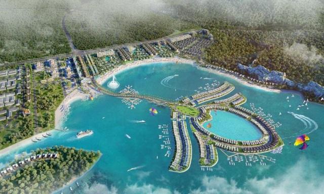 Diện tích Selavia Phú Quốc rộng 290ha