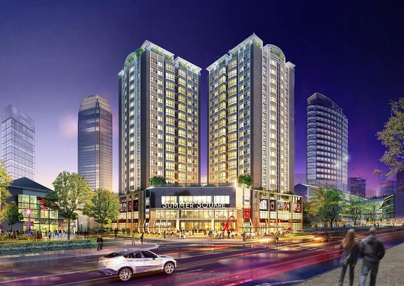 Dự án Asiana Đà Nẵng tích hợp hệ thống tiện ích đẳng cấp chuẩn resort 5 sao