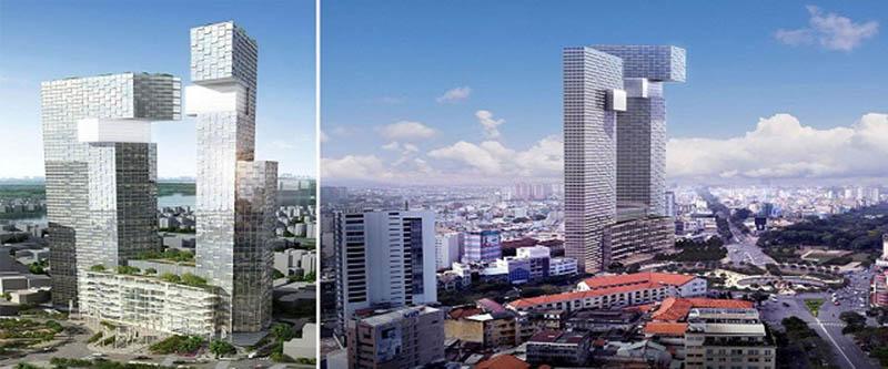 Dự án bất động sản cao cấp