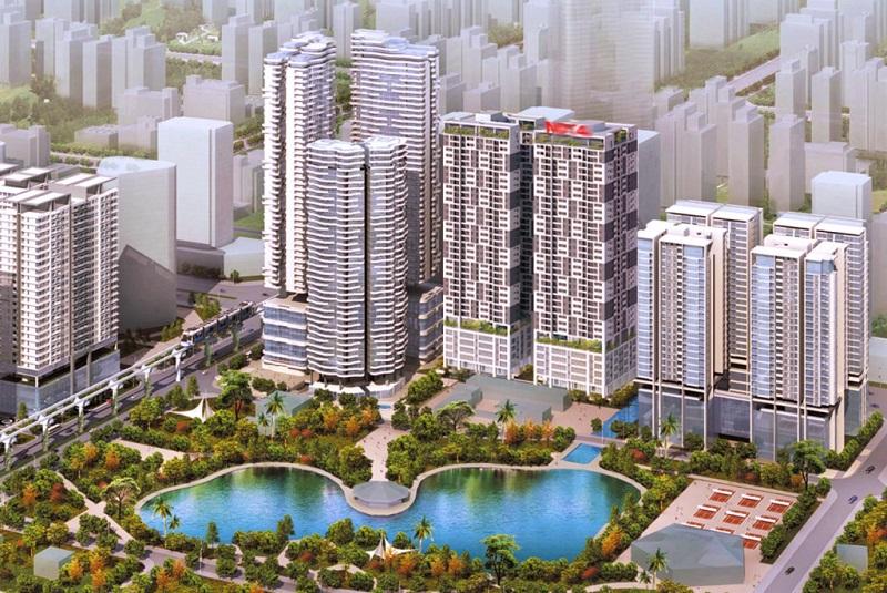 Dự án quy hoạch khu đô thị mới tại quận Bắc Từ Liêm