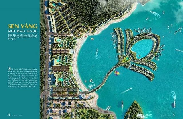 Dự án nghỉ dưỡng Selavia Phú Quốc – Đóa sen vàng của đảo ngọc