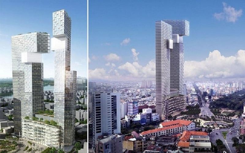Dự án One Central được các chuyên gia đánh giá rất cao về vị trí xây dựng