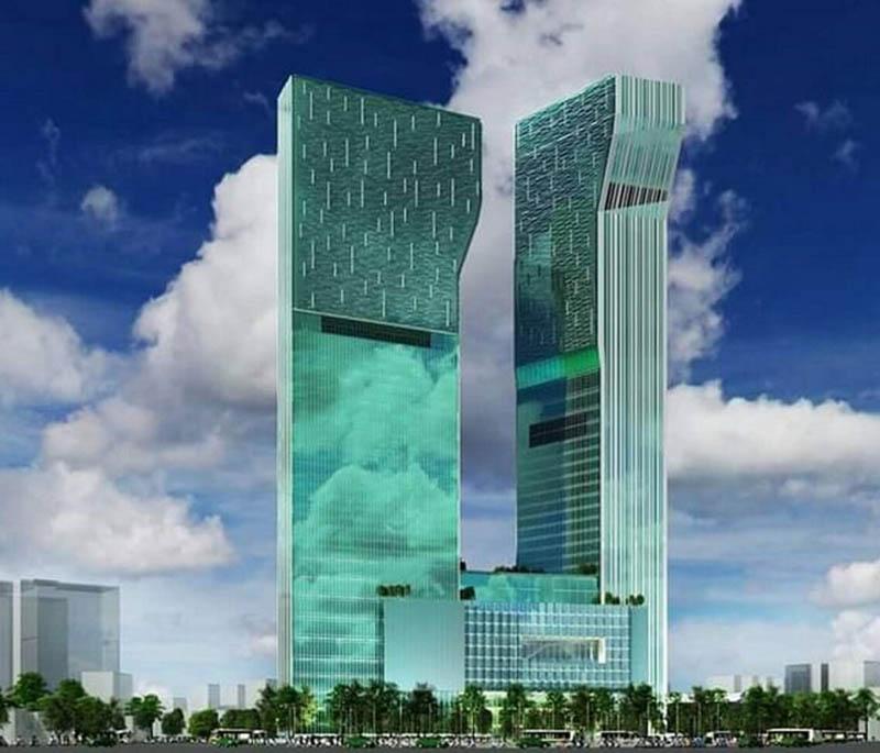 Dự án One Central Hồ Chí Minh