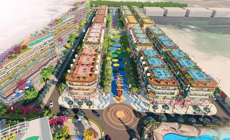 Dự án SelaVia Phú Quốc tích hợp hàng loạt tiện ích đẳng cấp bậc nhất khu vực