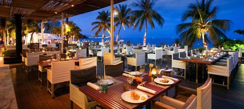 Dự án Venezia Beach xây dựng khu nhà hàng trên biển sang trọng chuẩn 5 sao