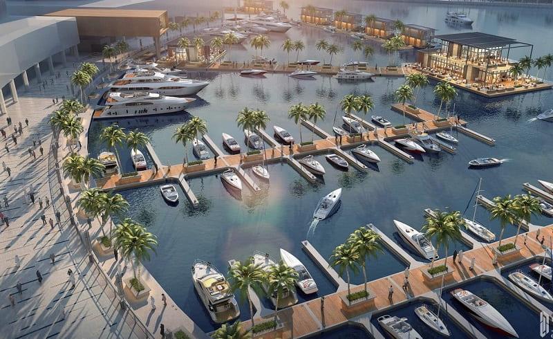 Dự án Vinhomes Cần Giờ thu hút khi sở hữu bến du thuyền đẳng cấp