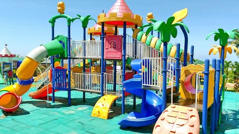 Dự án Vinhomes Cần Giờ tích hợp đầy đủ tiện ích khu vui chơi cho trẻ em