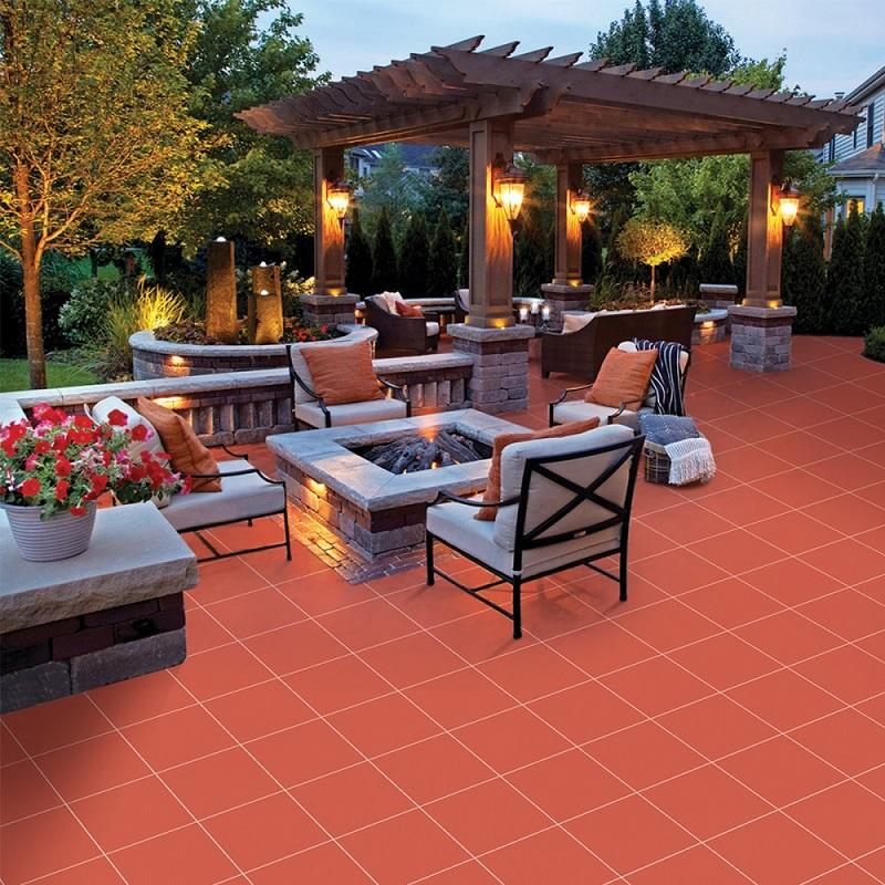 Gạch chống nóng giúp căn nhà hiện đại hơn