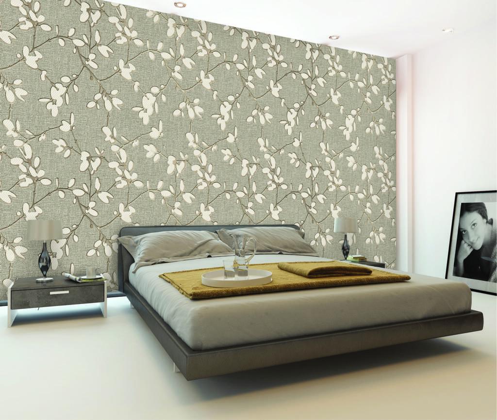Hai cách dán giấy dán tường phòng ngủ dễ dàng ngay tại nhà