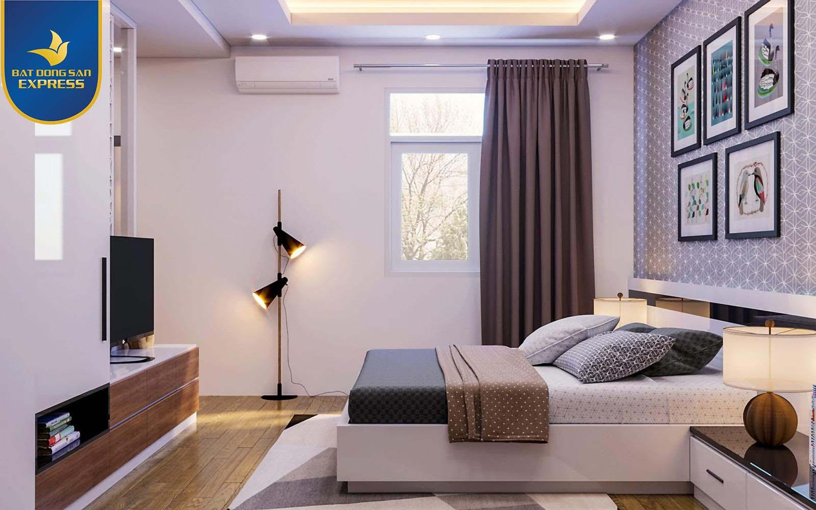 Cách bố trí giường ngủ hợp phong thuỷ