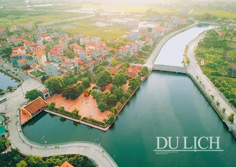 Huyện Đan Phượng, thành phố Hà Nội
