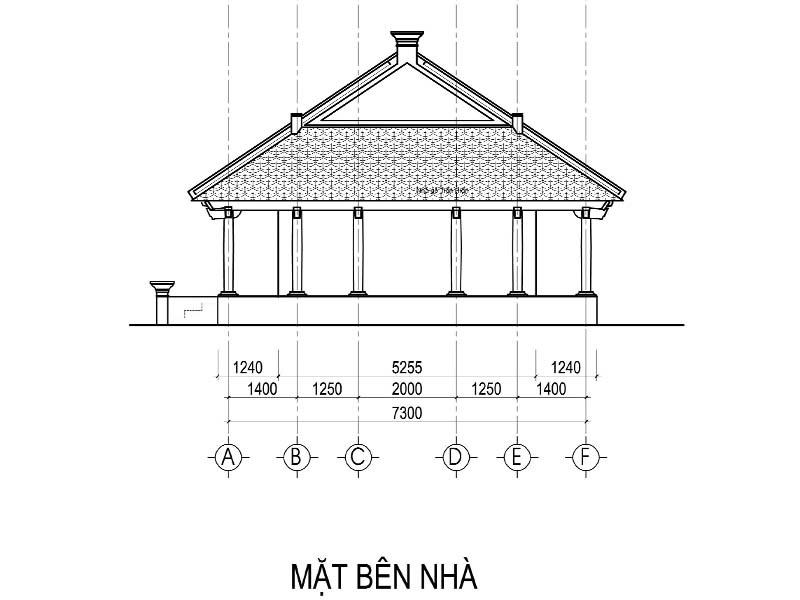 Kích thước nhà ở theo phong thủy