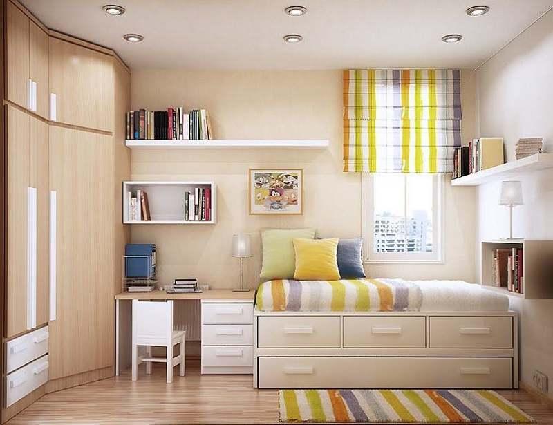 Mách bạn những cách sắp xếp đồ đạc trong phòng ngủ