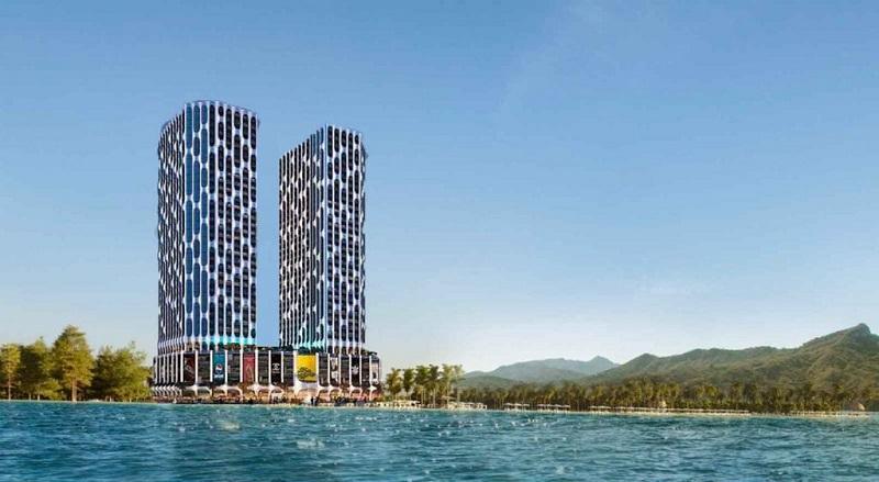 Mặt bằng chi tiết sản phẩm căn thương mại dịch vụ dự án Asiana Đà Nẵng