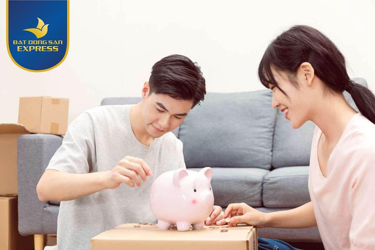 Mở tài khoản tiết kiệm cho bản thân