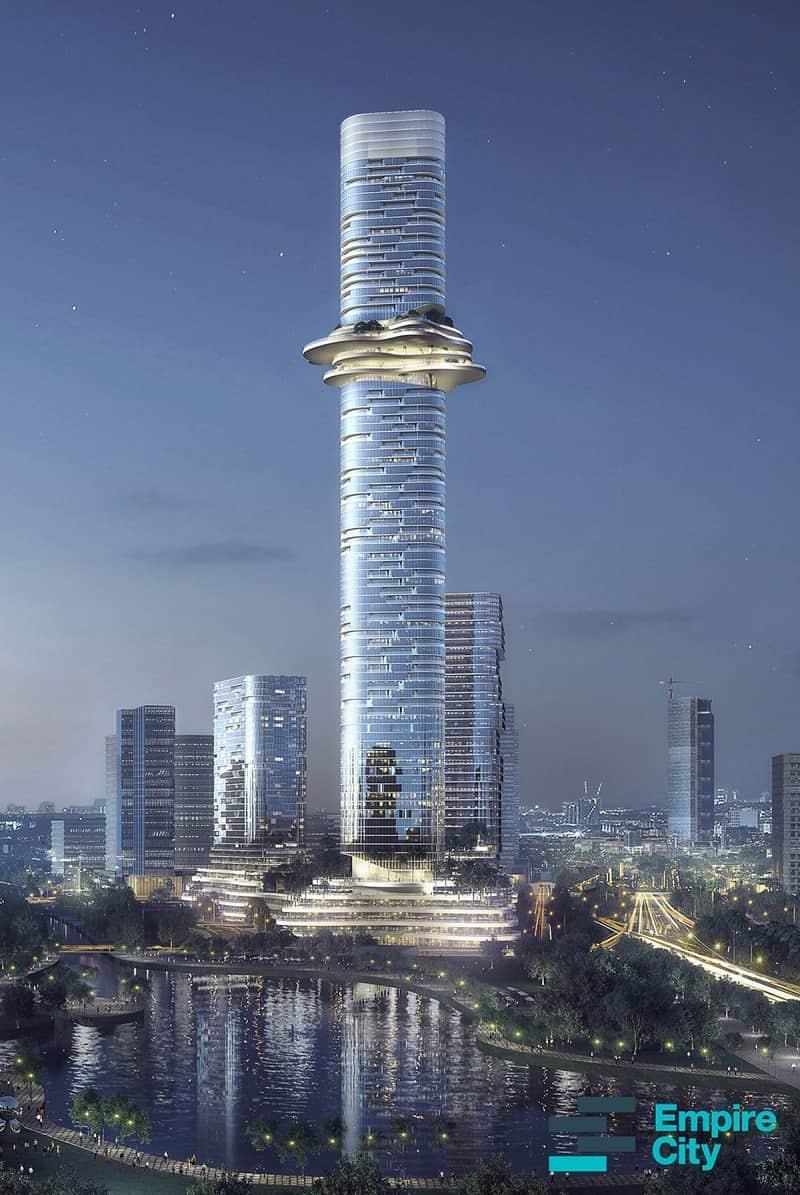 Một dự án 88 tầng tại Sài Thành