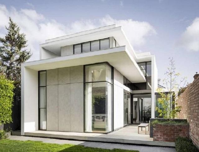 Một ngôi nhà đẹp hoàn hảo khi có phong thủy phù hợp với chủ sở hữu