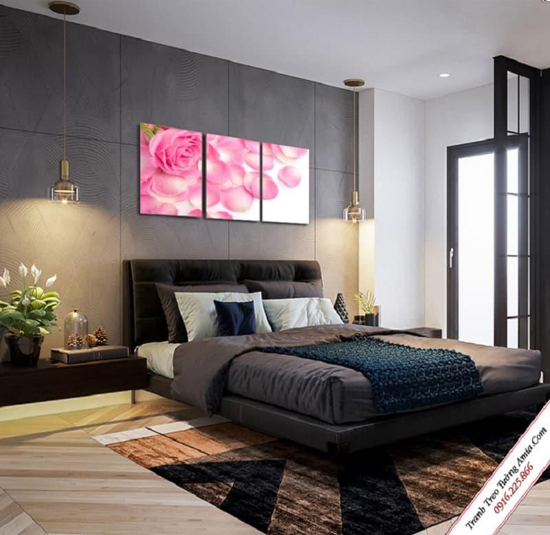 Nên chú ý những loại tranh không được treo trong phòng ngủ