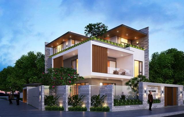Ngôi nhà sở hữu phần mặt tiền đẹp sẽ là một ngôi nhà đẹp