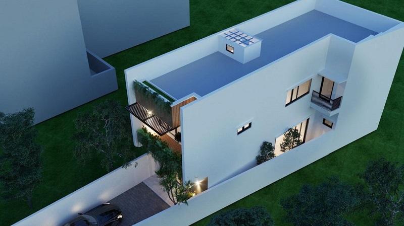 Nguyên liệu xây dựng dành cho nhà thóp hậu