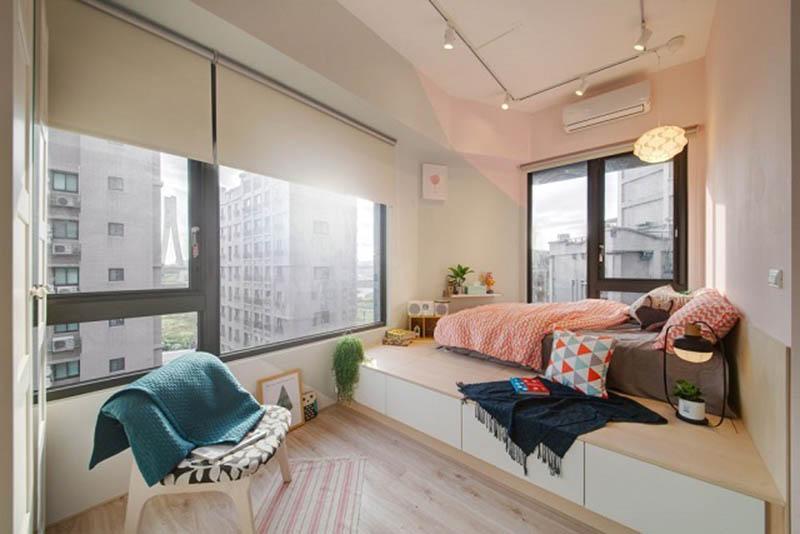 Nguyên tắc trang trí căn phòng ngủ không phải ai cũng biết