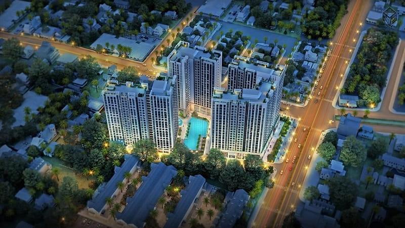 Quận 4, quận Tân Phú,... cũng là một điểm đến rất có tiềm năng
