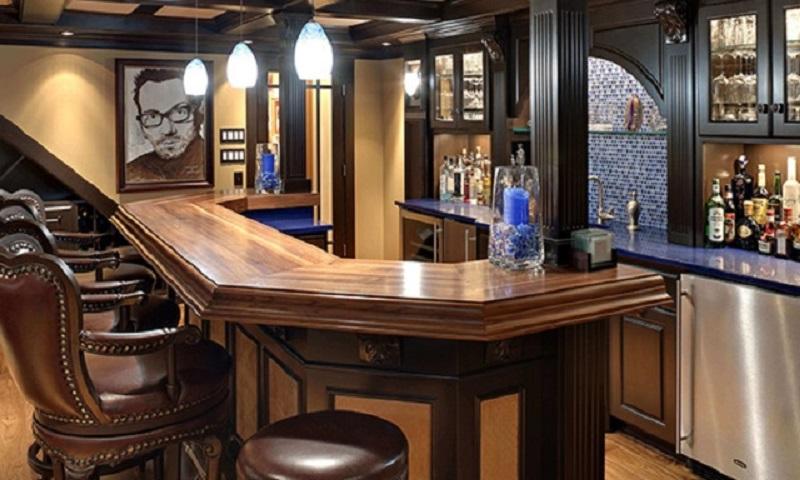 Quầy bar cổ điển