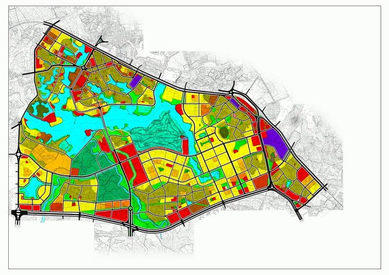 Quy hoạch đất đai