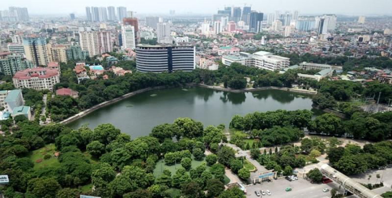 Quy hoạch khu đô thị nén