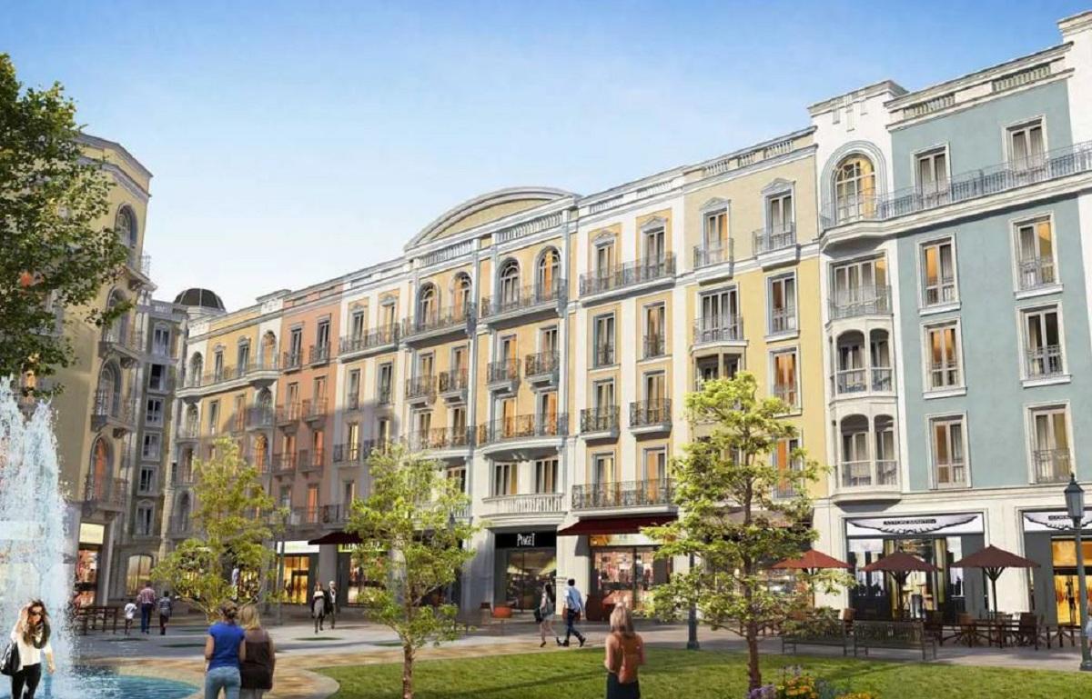 Sản phẩm Shophouse được xây dựng trong Sun Grand Boulevard Sầm Sơn Thanh Hóa