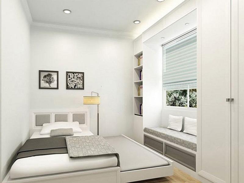 Sắp xếp nội thất phòng ngủ đẹp nhất