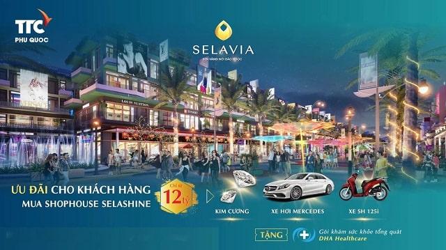 Selavia Phú Quốc hỗ trợ ưu đãi khi thanh toán