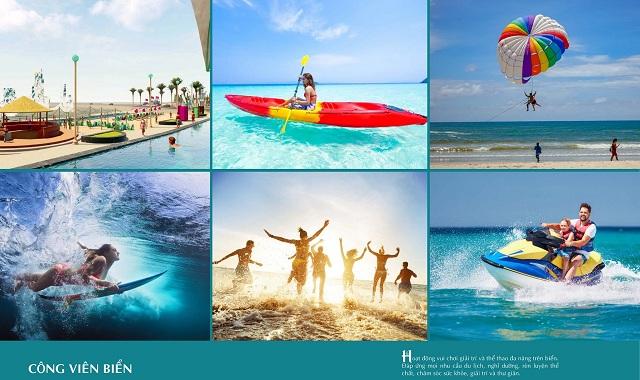 Selavia Phú Quốc tích hợp các dịch vụ nghỉ dưỡng 5 sao