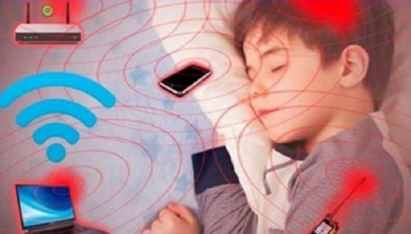 Sóng wifi gây ảnh hưởng cực kỳ nghiêm trọng tới trẻ nhỏ