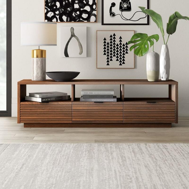 Tạo điểm nhấn trong phong cách nội thất đơn giản